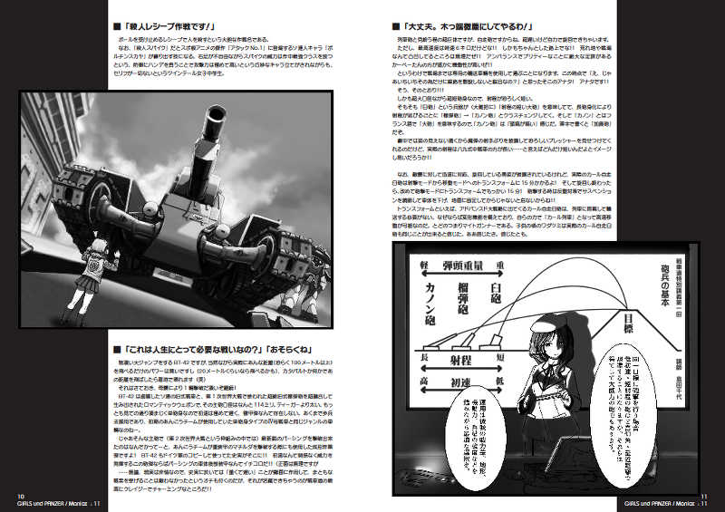 ガルパン軍事読本11