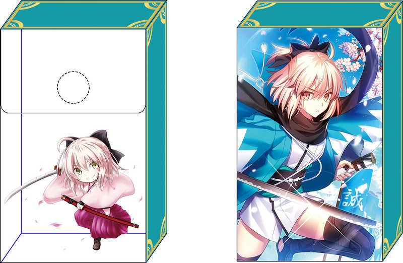 沖田総司デッキケース [Another Side(冬ゆき)] Fate/Grand Order
