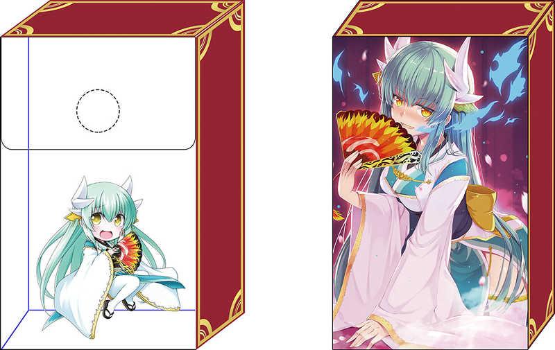 清姫デッキケース [Another Side(紅月翼)] Fate/Grand Order