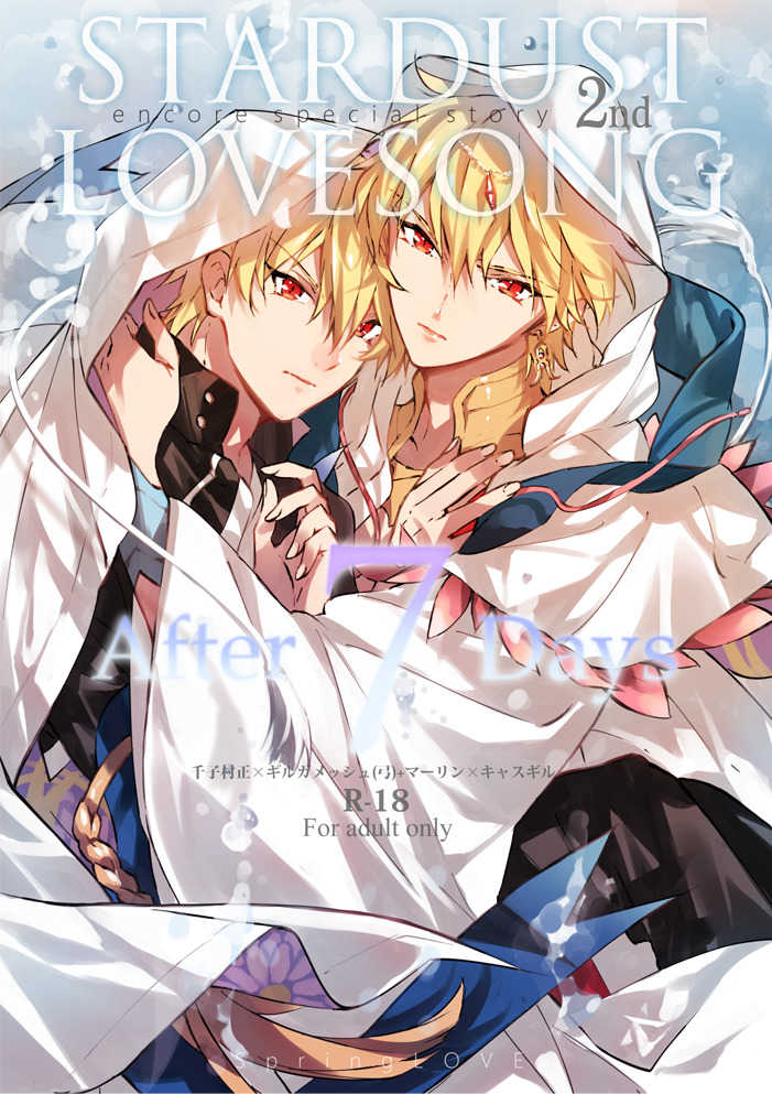 STARDUST LOVESONG After7Days 【2】 [SpringLOVE(まだら)] Fate/Grand Order