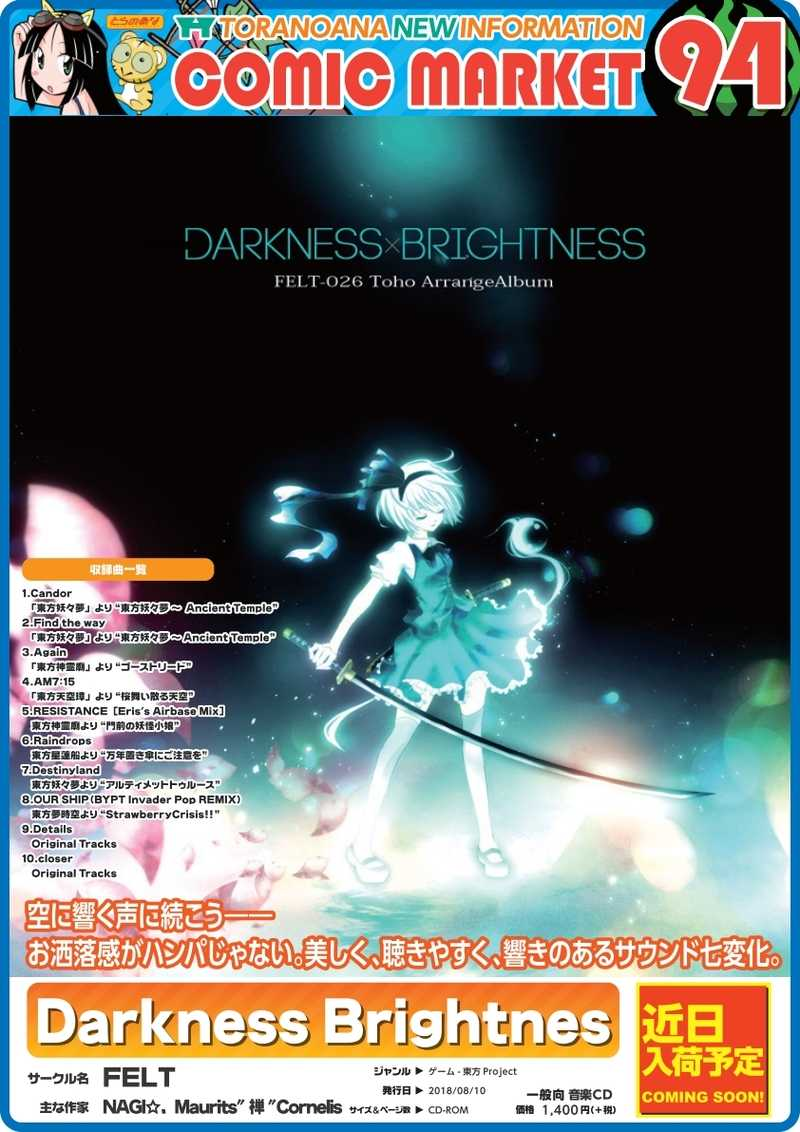 Darkness  Brightnes