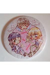ウィスキートリオ☆缶バッジミラー