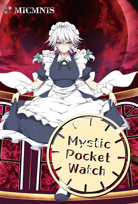 Mystic Pocket Watch