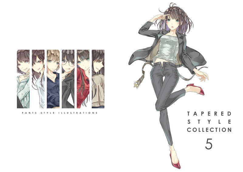 TAPERED STYLE COLLECTION 5