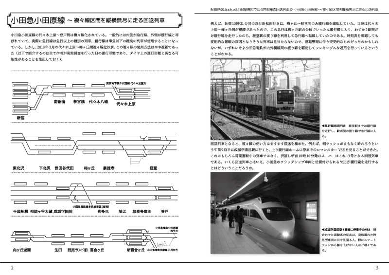 配線略図で辿る首都圏の回送列車
