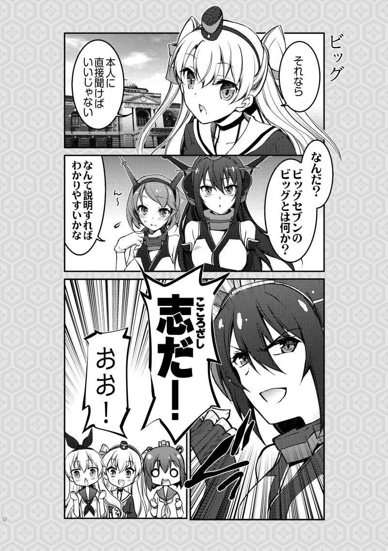 レベル1鹿島ちゃんと艦々日誌
