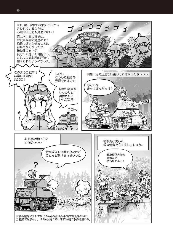 WW2米軍野戦教範 戦車小隊 上