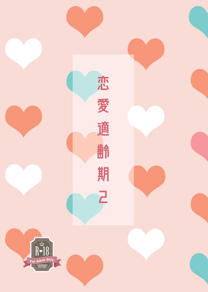 恋愛適齢期2 [Regen der Sterne(ひなこ)] ハイキュー!!
