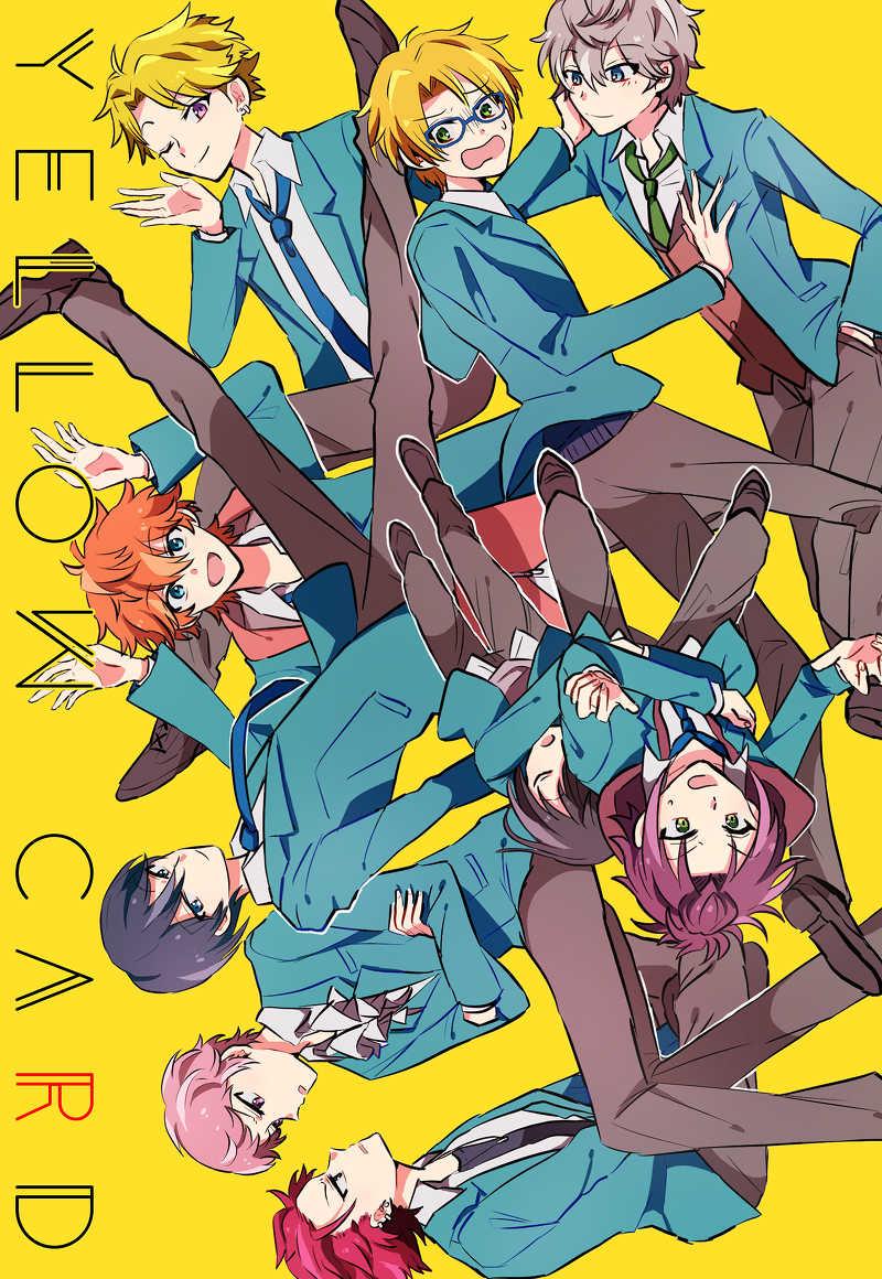 YELLOW CARD [NAMAYAKE(ホロ)] あんさんぶるスターズ!