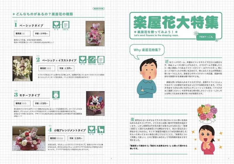 フラスタBOOK vol.3