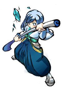 「桜降る代に決闘を」【サイネ】アクリルフィギュア