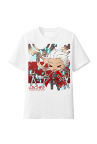 FGOTシャツ「アーチャースマイル」(Lサイズ)