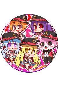 バンドリビック缶バッチ 『ハロー、ハッピーワールド!』01