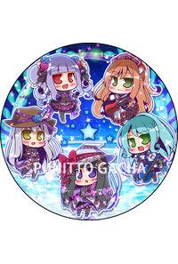 バンドリビック缶バッチ 『Roselia』02