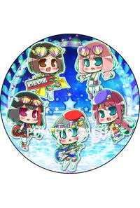 バンドリビック缶バッチ 『Afterglow』02