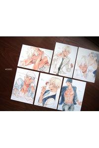 赤安COPICポストカード6枚セット【一般販売】
