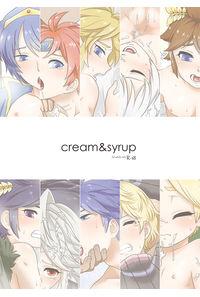 cream&syrup