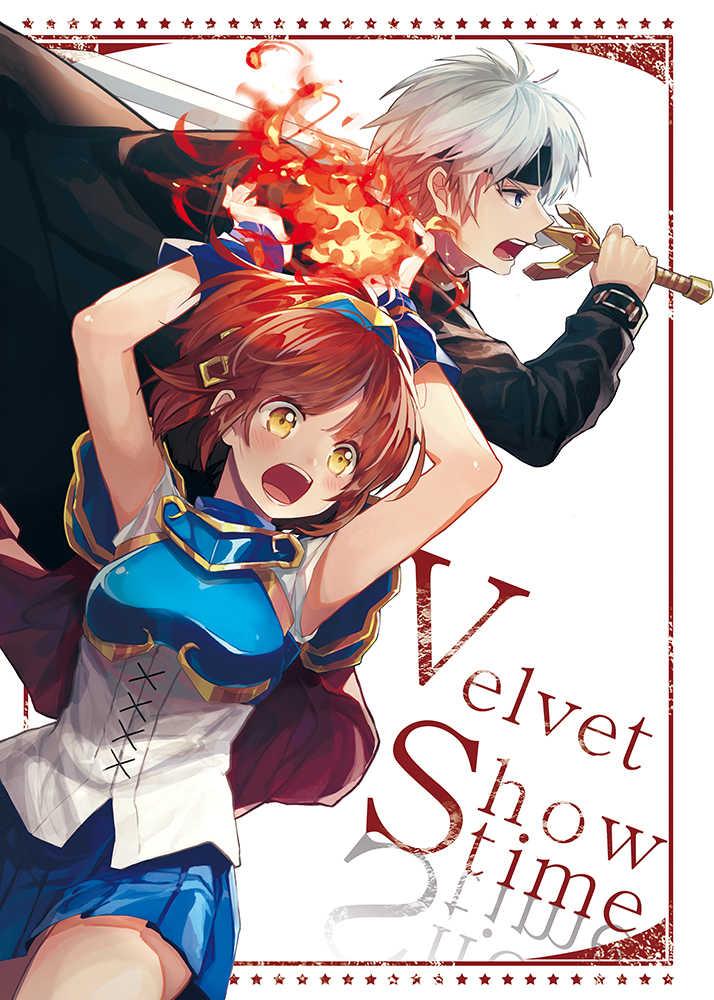 Velvet Show time