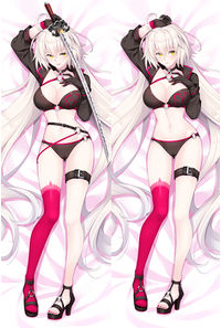 Fate/Grand Order-ジャンヌ(オルタ)水着姿 抱き枕カバー新作【18103-1】