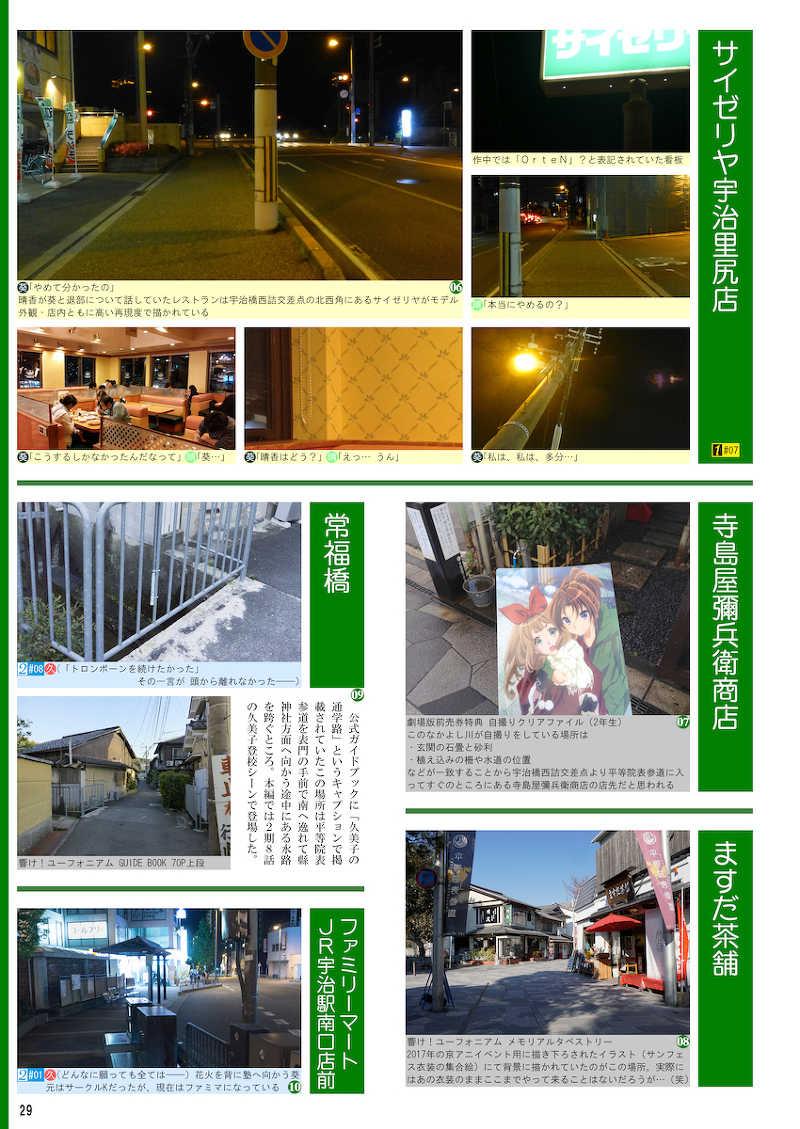 探訪これくしょん -探これ- vol.3+5改 響け!ユーフォニアム 響け!ユーフォニアム2