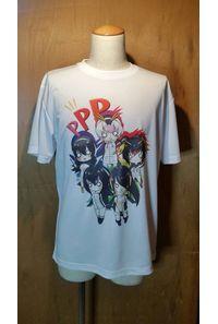けものフレンズTシャツ 17L PPP(Lサイズ)