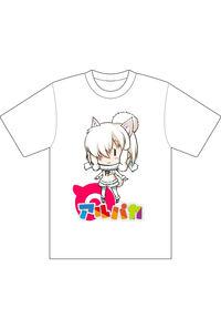 けものフレンズTシャツ 19L アルパカ(Lサイズ)