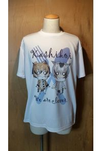 けものフレンズTシャツ 20L かしこい(Lサイズ)