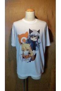 けものフレンズTシャツ 23L きつね (Lサイズ)
