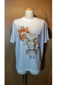 けものフレンズTシャツ 27L スナネコ(Lサイズ)