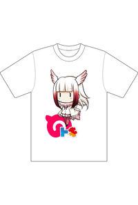 けものフレンズTシャツ 30L トキ(Lサイズ)
