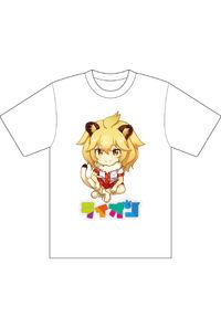 けものフレンズTシャツ 35L ライオン(Lサイズ)