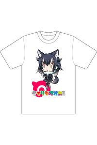 けものフレンズTシャツ 36M タイリクオオカミ(Mサイズ)