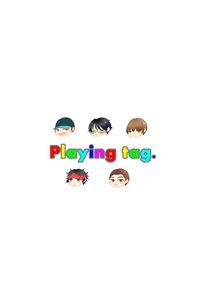 playing tag.