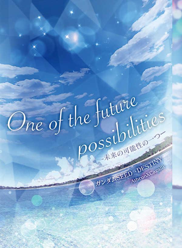 One of the future possibilities -未来の可能性の一つ- [Jewel box(しぶ)] 機動戦士ガンダムSEED DESTINY