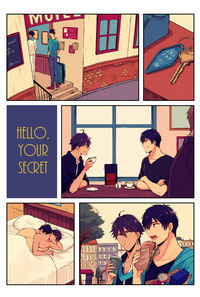 HELLO,YOUR SECRET