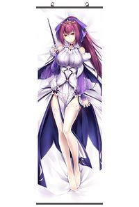 Fate/grand order-スカサハ-タペストリー/掛け軸【18102-B1】