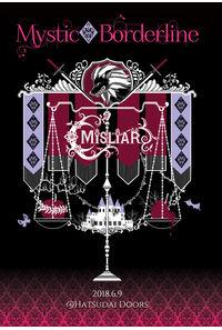 【アクリルスマホスタンド付き】MISLIAR LIVE DVD Mystic◆Borderline