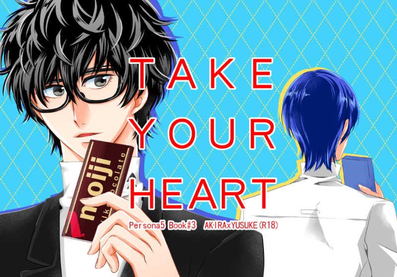 TAKE YOUR HEART [chocoholic(Tsubaki)] ペルソナ