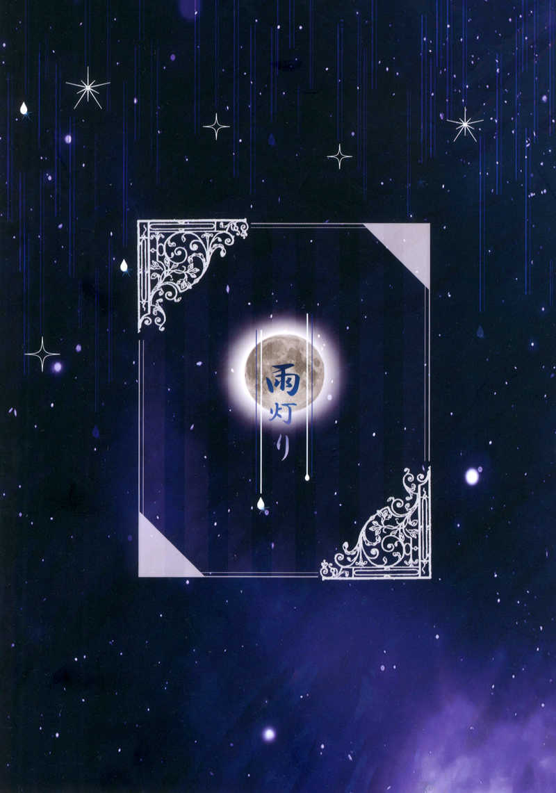 雨灯り [ピロリ1133号(巴)] 銀魂