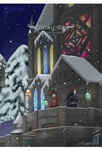 Snowy star