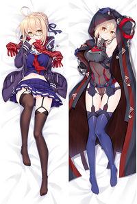 Fate/Grand Order-謎のヒロインX〔オルタ〕抱き枕カバー【18057】