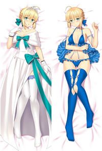 Fate/Grand Order+セイバードレス姿 抱き枕カバー【17124】