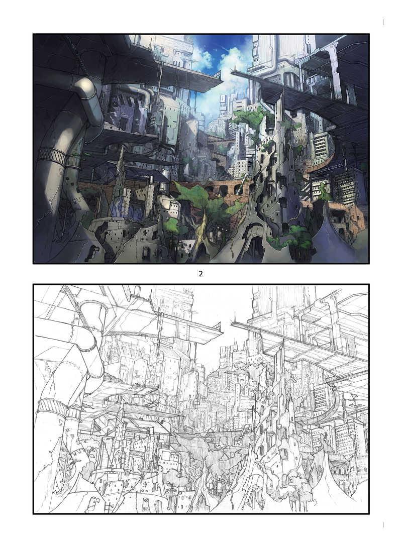 meizイラスト資料集 CG編