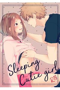 Sleeping Cutie girl
