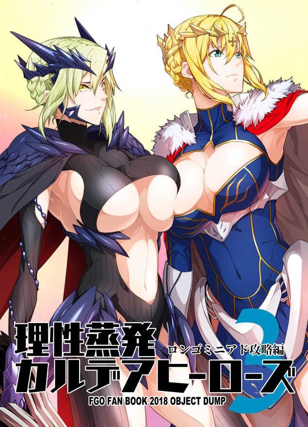 理性蒸発カルデアヒーローズ3 [Object dump(さみ)] Fate/Grand Order