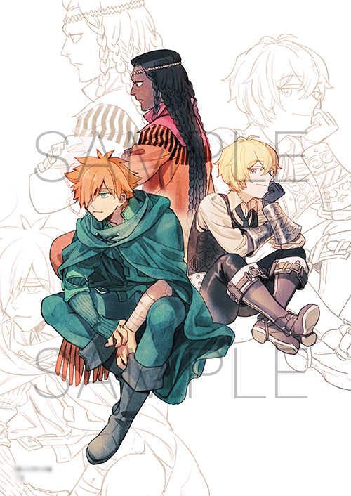 Fate Illustration Book2