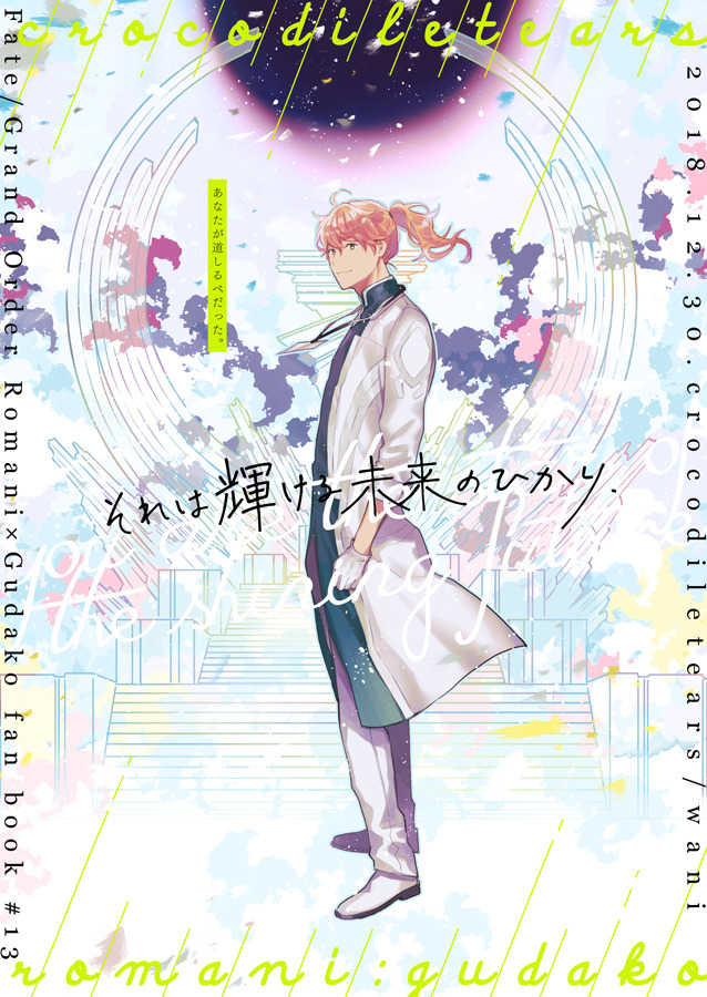 それは輝ける未来のひかり [クロコダイルティアーズ(わに)] Fate/Grand Order