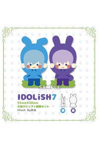 IDOLiSH7 木製クリップ2個セットA