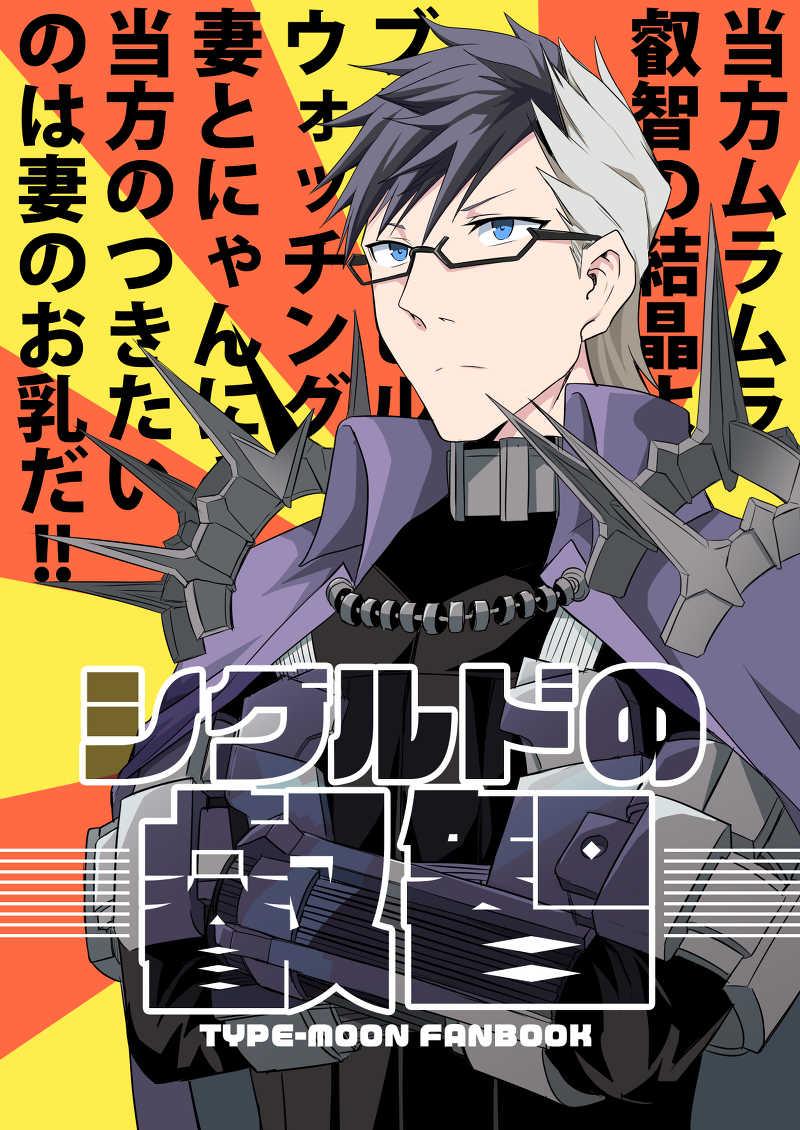 シグルドの叡智 [赤色みらい(赤坊主)] Fate/Grand Order