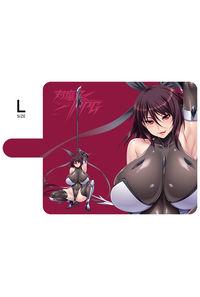 対魔忍RPG 手帳型スマホケース【不知火ver.】Lサイズ